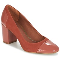 Chaussures Femme Escarpins André BRUNA Rose