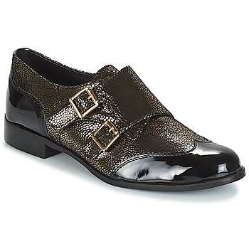 Chaussures Femme Derbies André SATURNE Or