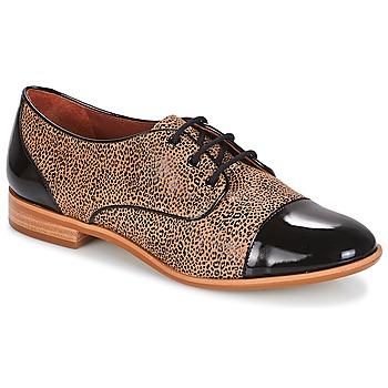 Chaussures Femme Derbies André VAUDOU Beige