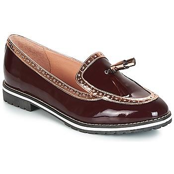 Chaussures Femme Mocassins André DEBBY Bordeaux