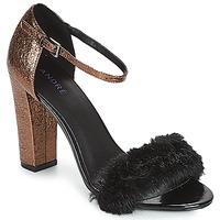 Chaussures Femme Malles, coffres de rangements André WANDA Noir