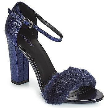 aa5d8abfbab0dd Sandale femme - Soldes sur un grand choix de Sandales et Nu-pieds ...