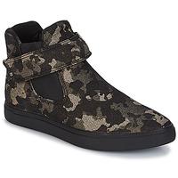 Chaussures Femme Baskets montantes André SKATE Noir