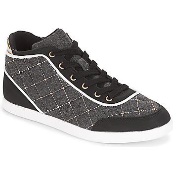 Chaussures Femme Baskets montantes André KINGDOM Gris