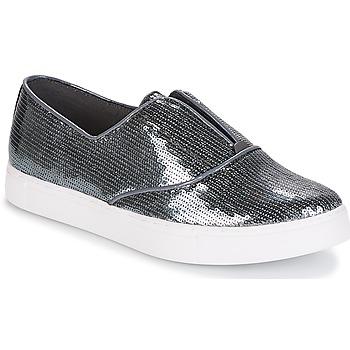 Chaussures Femme Slip ons André COSMIQUE Argent