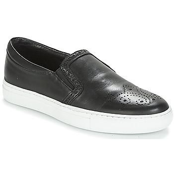 Chaussures Femme Slip ons André ASTRIDA Noir