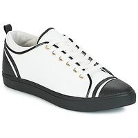 Chaussures Femme Baskets basses André LEANE Blanc