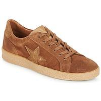 Chaussures Femme Baskets basses André ABIGAIL Camel