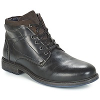 Chaussures Homme Boots André PRAO Noir