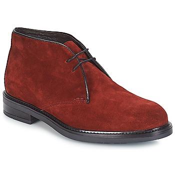 Chaussures Homme Boots André BOHEME Bordeaux