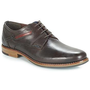 Chaussures Homme Derbies André MESSIRE Marron