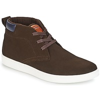 Chaussures Homme Baskets montantes André FRONTSIDE Marron