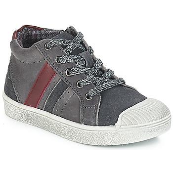 Chaussures Garçon Boots André RECREATION Gris