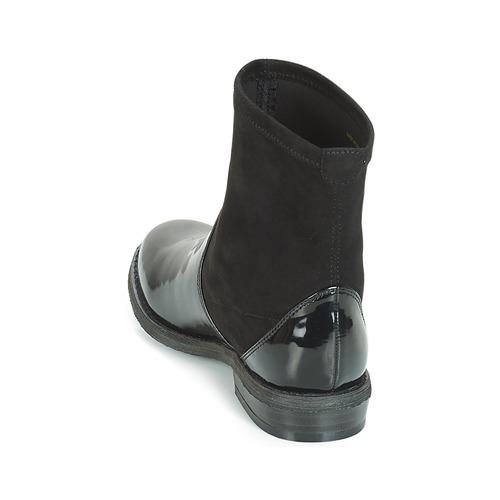 Fille Boots Chaussures Noir Valentina André qGSUzVpM