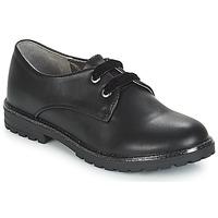 Chaussures Fille Derbies André SAEZ Noir
