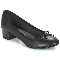 Chaussures Femme Ballerines / babies André POETESSE Noir