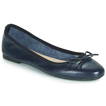 Chaussures Femme Ballerines / babies André PIETRA Marine