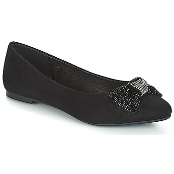 Chaussures Femme Ballerines / babies André FAUTIVE Noir