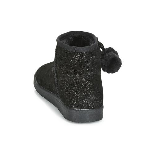 Femme Touchou André Noir Boots Yybf6v7g