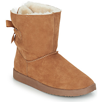 Chaussures Femme Boots André TOUDOU Beige