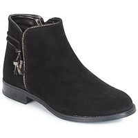 Chaussures Femme Boots André BILLY Noir