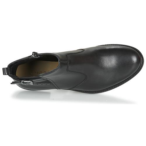 Chaussures Boots Carlin Noir Femme André vYgmI6b7fy