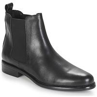 Chaussures Femme Boots André CARAMEL C Noir