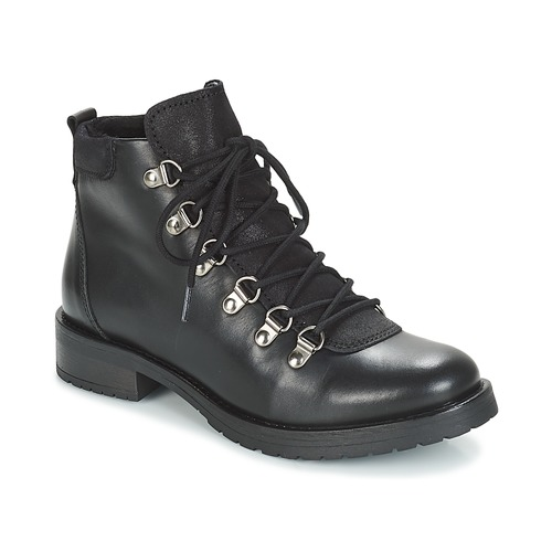 Noir Toise Toise Boots Femme Femme André Boots André OmN0v8nw