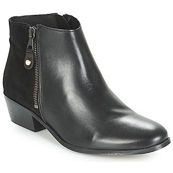 Chaussures Femme Boots André THAIS Noir