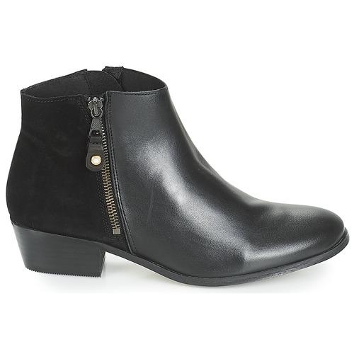 André Boots Noir Thais Femme Femme Noir André Thais Boots OXiZukTP