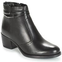 Chaussures Femme Boots André CALOTINE Noir
