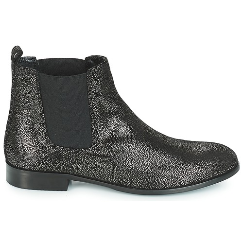 Agria Agria Boots Boots Femme André André Boots André Agria Noir Noir Femme GzqpLSUMV