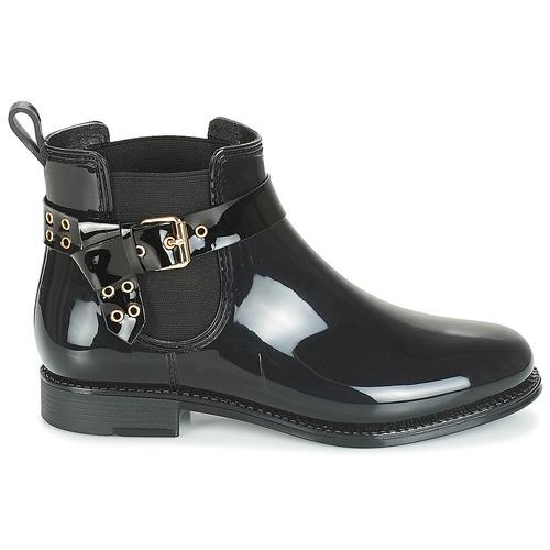 Noir Bottes Pluie Thames André De Femme Chaussures v80OnmwN