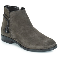 Chaussures Femme Boots André BILLY Gris