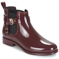Chaussures Femme Bottes de pluie André THAMES Bordeaux
