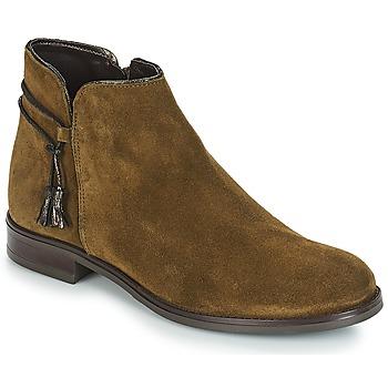 Chaussures Femme Boots André BILLY Vert
