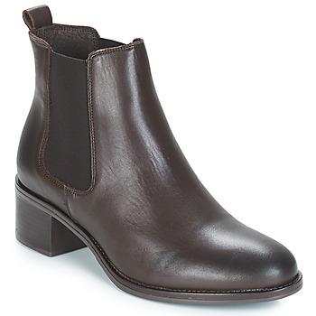 Chaussures Femme Bottines André CRUMBLE Marron