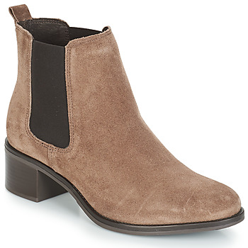 Chaussures Femme Boots André CRUMBLE Beige