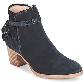 Chaussures Femme Bottines André ADENE Marine