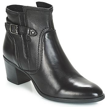 Chaussures Femme Boots André CALFA Noir