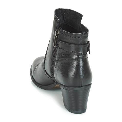 Calfa Noir Femme Boots André Chaussures If7gmvbyY6