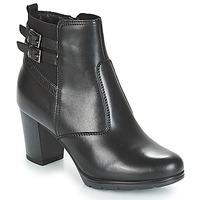 Chaussures Femme Boots André CARACAL Noir