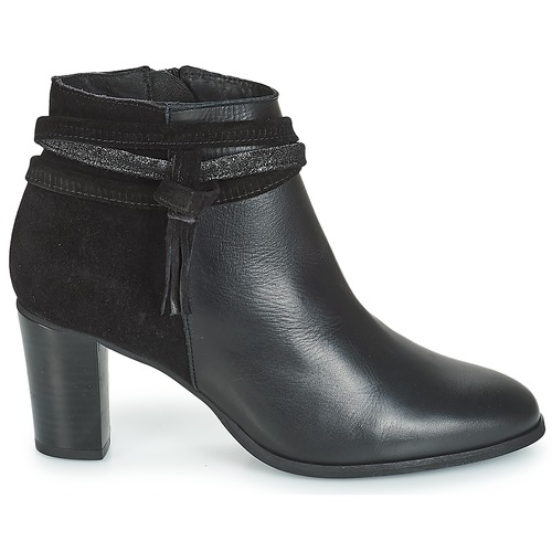 Bottines Tiara Noir André Femme Chaussures 5Tc3lFKJu1