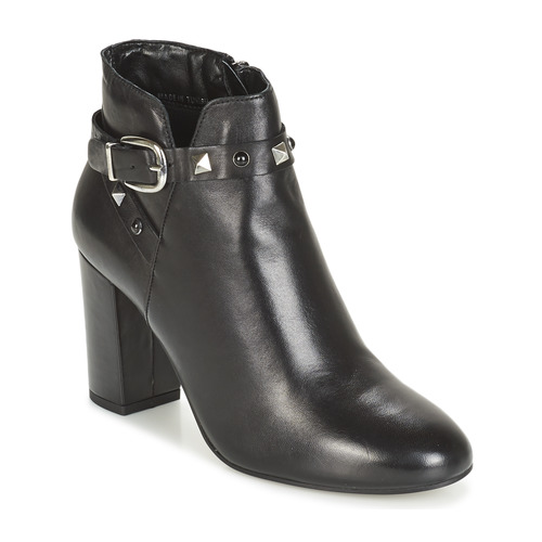 Femme Boots Fly André Chaussures Noir MVLSUqzpG