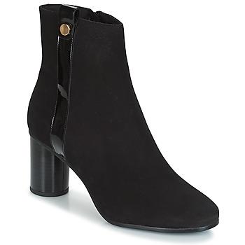 Chaussures Femme Bottines André FILO Noir