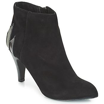 Chaussures Femme Bottines André FICUS Noir