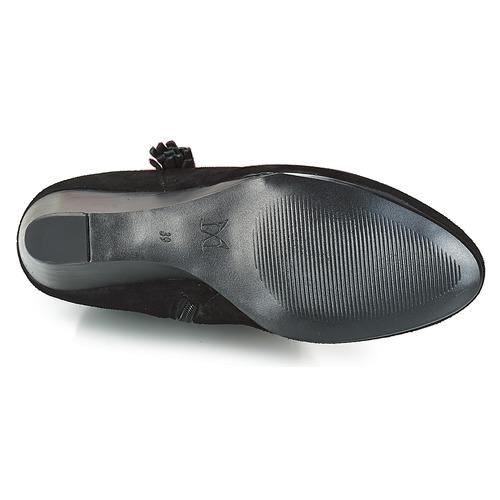 André Froya Noir - Livraison Gratuite- Chaussures Bottine Femme 7119 UIKRv