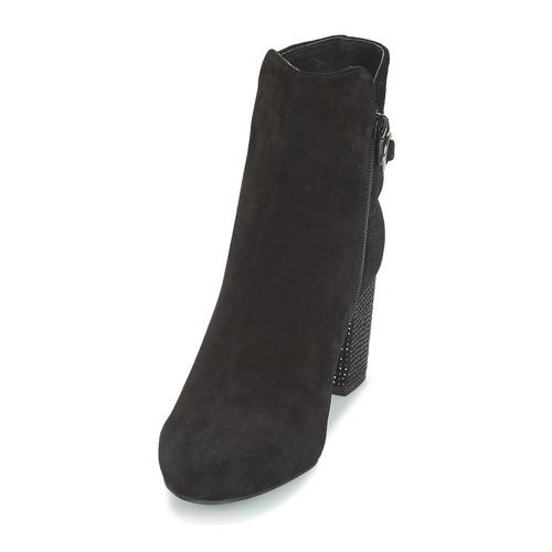 Boots Noir Chaussures Femme André Filie rCdxBoe