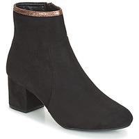 Chaussures Femme Bottines André FALOU Noir