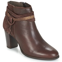 Chaussures Femme Bottines André TIARA Marron